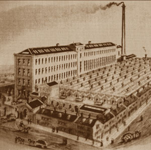 Leigh Mills Factory